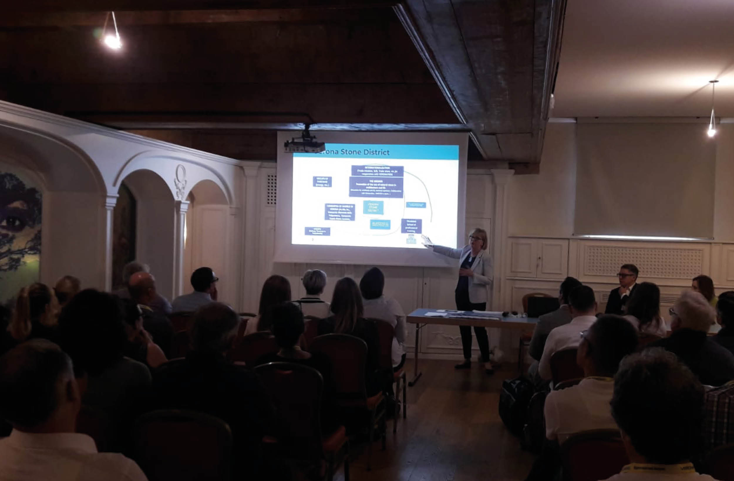 Meet the Global Stone Hubs B2B Event in Italian Stone District Verona, 4-5 GIUGNO 2018