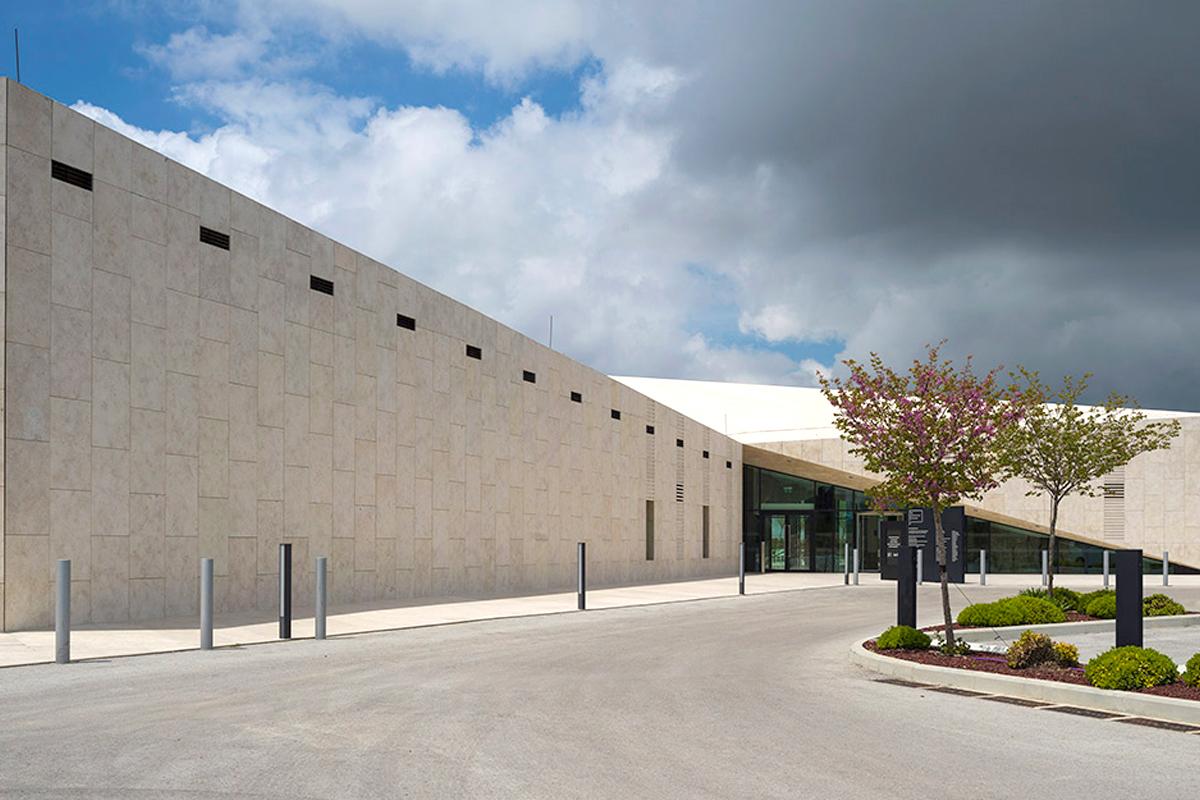 La pietra fa comunità: il premio al nuovo Museo della Palestina