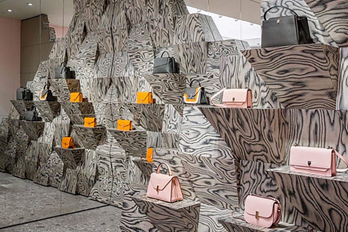 Miami e Milano, pelle e marmo: un doppio connubio nello store firmato Aranda Lasch