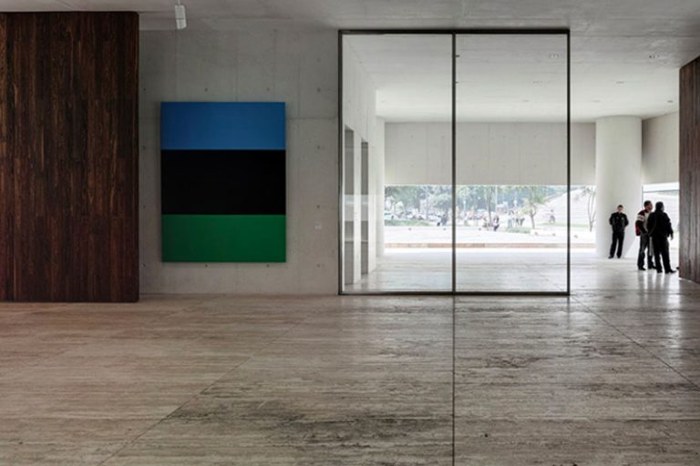 Marmomac visited the exhibition dedicated to David Chipperfield