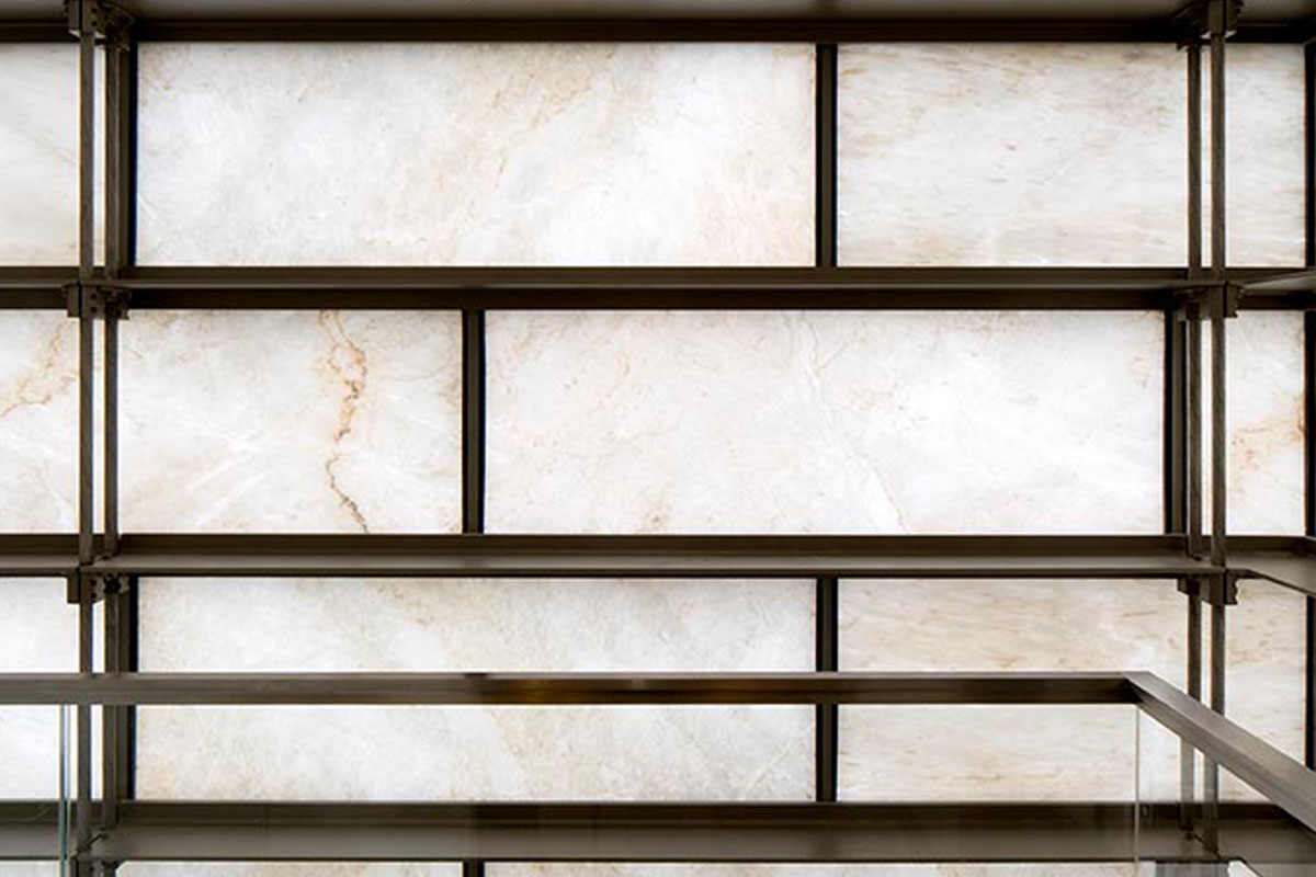 Stone and translucency