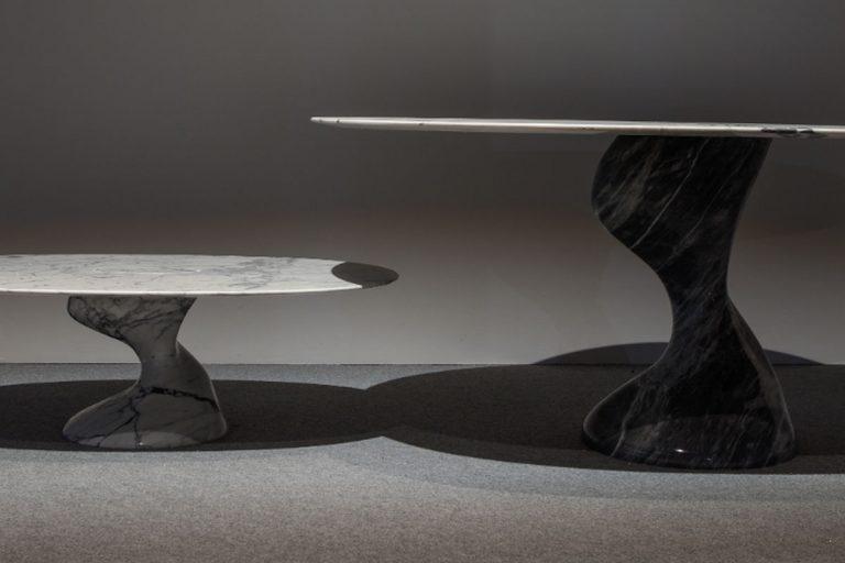 Le sperimentazioni del design litico mirate alla produzione in serie di alta qualità
