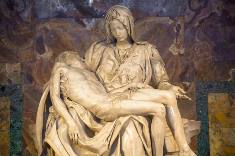 Michelangelo: Marble as an Expression of Pietà