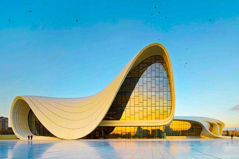Focus Modern Architect: Zaha Hadid