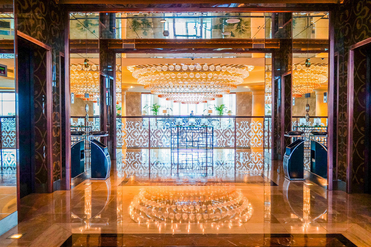 Hotel & Marble: The Use of Marble in Luxury Hotels