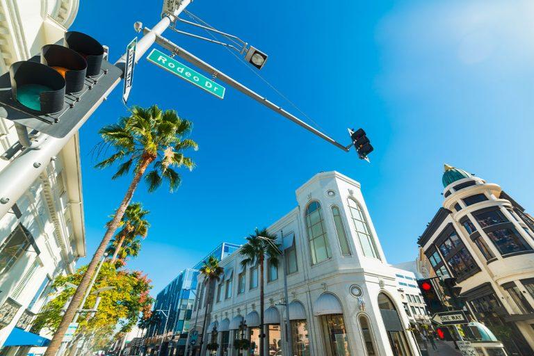 Marble & Shop: il lusso del marmo di Barneys a Beverly Hills