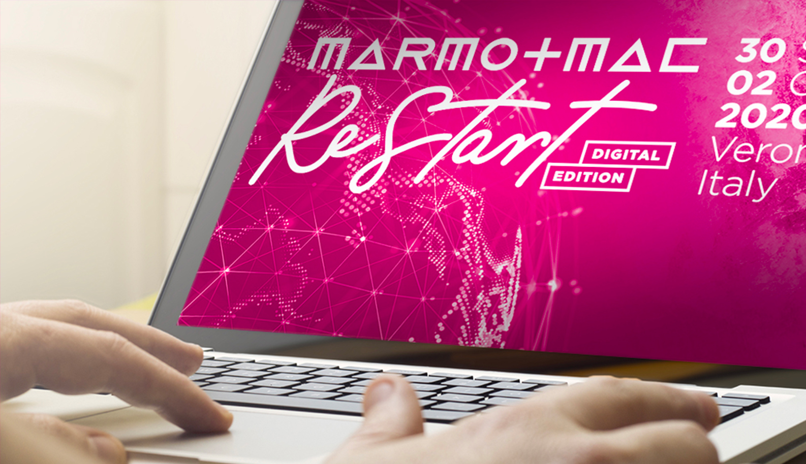 The first entirely digital edition of Marmomac