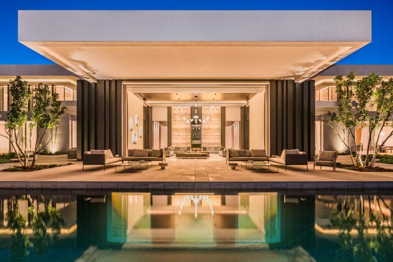 Living Marble: Villa Cullinan, Marbella
