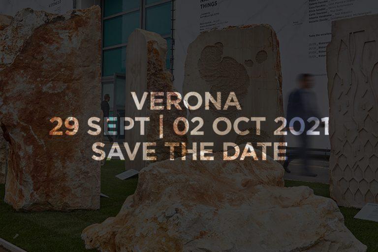 Veronafiere conferma la prossima edizione in presenza di Marmomac