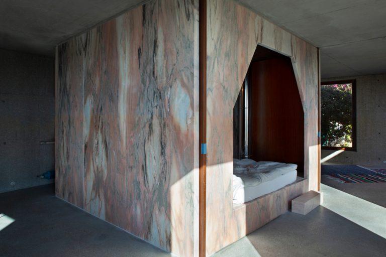 Interior design: Casa do Monte, Lisbona